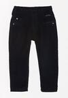 Granatowe Spodnie Contraption