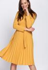 Żółta Sukienka Forever