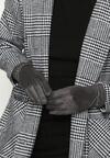 Ciemnoszare Rękawiczki Admirable
