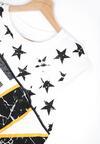 Biała Koszulka Road For Star