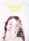 Żółta Koszulka Colour Nail