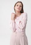 Różowa Bluzka Artist's Muse
