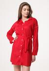 Czerwona Sukienka Sirene