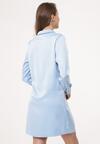 Niebieska Sukienka Good News