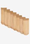 10-pack Beżowych Skarpetek Fuse
