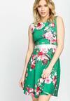 Zielona Sukienka Verbena