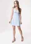 Jasnoniebieska Sukienka One I Love
