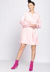 Różowa Sukienka Saving Grace