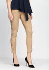 Beżowe Spodnie Break It Down
