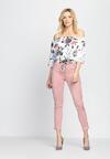 Różowe Spodnie Break It Down