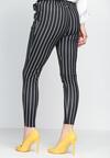 Czarne Spodnie Beat As One