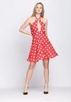 Czerwona Sukienka Fantabulous