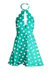 Zielona Sukienka Fantabulous