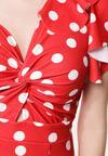 Czerwona Sukienka Million Coin