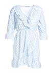 Niebieska Sukienka Flavorer