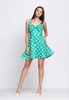 Zielona Sukienka La La Love