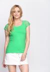 Zielona Bluzka Longueur