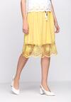 Żółta Spódnica Thyme