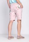 Różowe Szorty Shimmering Blush