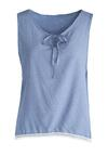 Niebieska Bluzka Well Dressed
