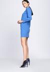 Niebieska Sukienka Always Feeling Good