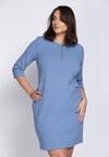 Niebieska Sukienka Got Spirit