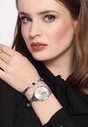 Srebrny Zegarek Paris