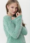 Zielony Sweter Subsistence