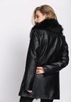 Czarny Płaszcz Enchanting