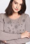 Khaki Sweter Purpose