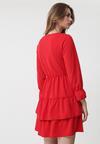 Czerwona Sukienka Natured