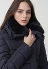 Granatowa Kurtka Back in Black