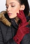 Czerwone Rękawiczki Shammy