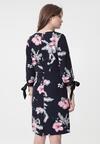 Granatowa Sukienka By And By
