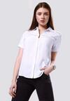 Biała Koszula Larger