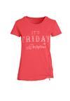 Czerwony T-shirt Steer Clear Of