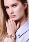 Beżowy Zegarek Preferable