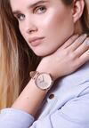 Beżowy Zegarek More Desirable