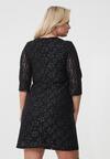 Czarna Sukienka Dismay