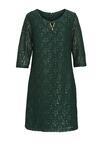 Ciemnozielona Sukienka Dismay