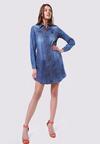 Niebieska Sukienka Inward