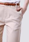 Beżowe Spodnie Locale
