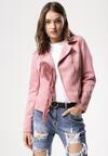 Różowa Ramoneska Essential