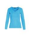 Niebieska Bluzka Chilled