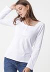 Biała Bluzka Demeanor