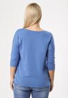 Niebieski Bluzka Illimitable