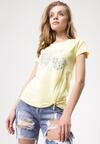 Żółty T-shirt Proximately