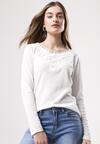 Biała Bluzka Originate
