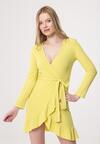 Żółta Sukienka Briefing