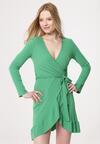 Zielona Sukienka Briefing